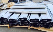 Alumínium profilok ( lézervágás hajlítás )
