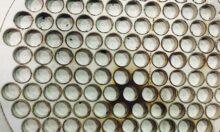 20mm rozsdamentes acél lézervágása furatolása