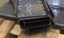 8mm vaslemez hajlítása