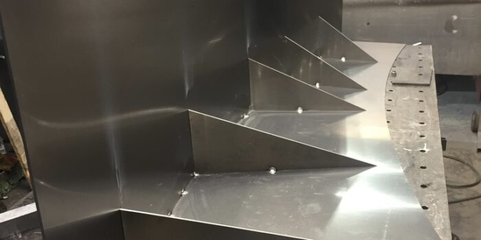 Alumínium hegesztés hengerítés