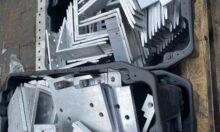Alumínium konzolok gyártása
